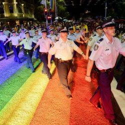 Mardis Gras Police